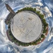 Little Planet Domplatz