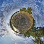 Little Planet Herrenkrugbrücke